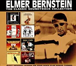 The Classic Soundtrack Collection - Elmer Bernstein