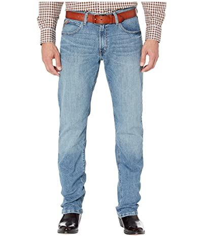 Ariat M4 Low Rise Stackable Straight Leg Jeans in Sawyer (Sawyer) Men