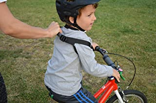 First Ride Harness for kids. Learn To Ride a Pedal Bike or Balance Bike. Balance trainer