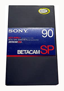 Sony P6-60MPD 60 Minute Video 8 Tape 10 Pack