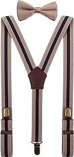 جوراب های YJDS پسران و روابط کراوات قبل از اتصال می توانید کلیپ های قوی قابل تنظیم را تنظیم کنید