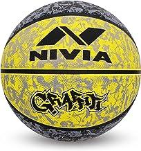 Nivia Graffiti Basketball - Size: 7