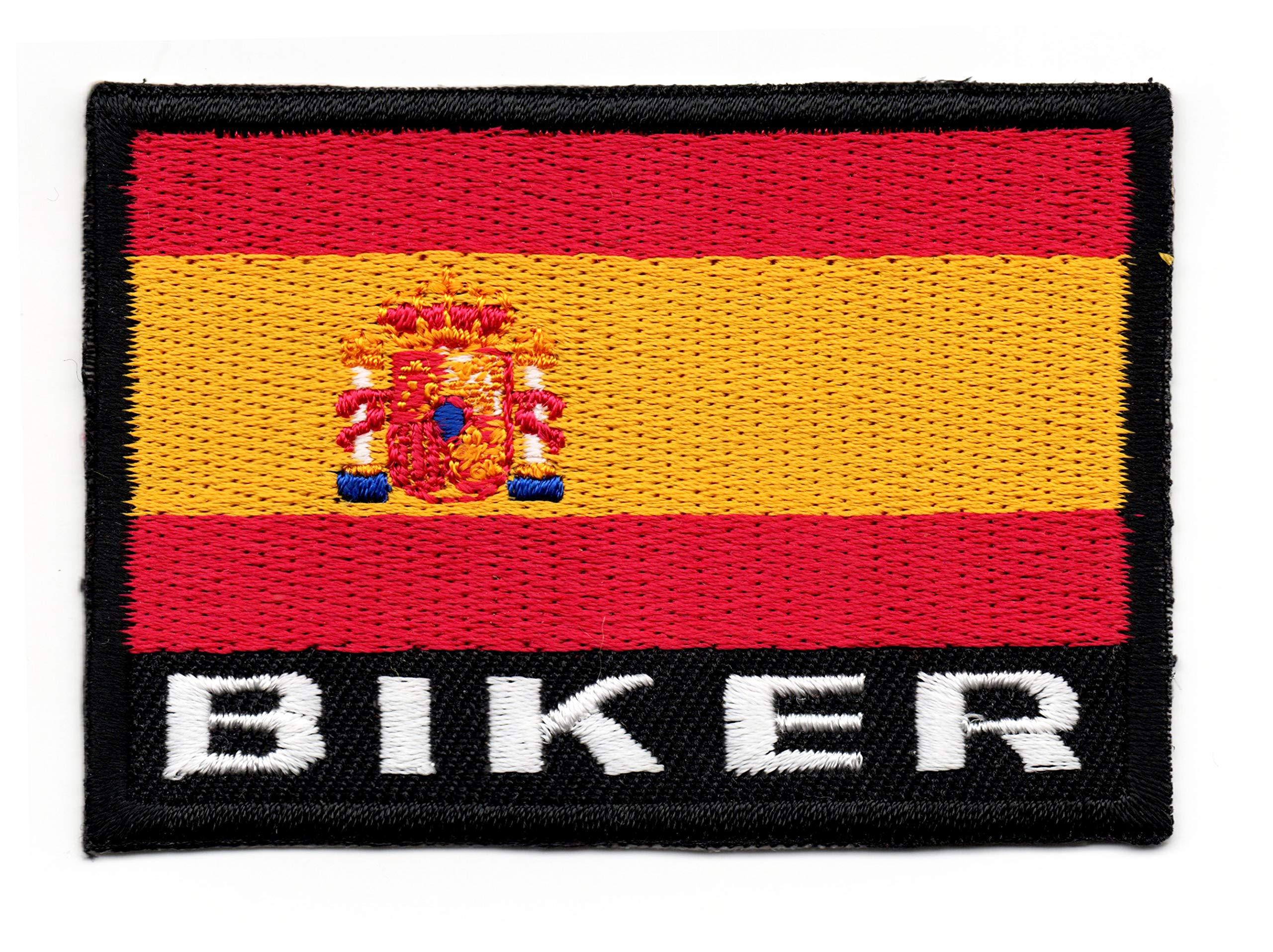Parche termoadhesivo para coser o planchar de España: Amazon.es: Hogar