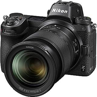 Nikon Z 7 + Nikkor Z 24-70mm f/4, Black