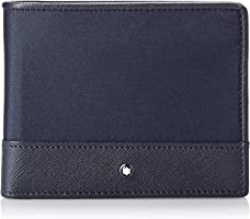 MONTBLANC Sartorial محفظة للرجال - ازرق, 118392