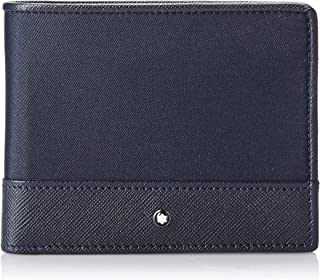 MONTBLANC Sartorial Men's Wallet - Blue, 118392