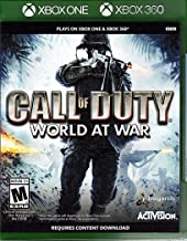 CALL OF DUTY WORLD AT WAR: XBOX 360