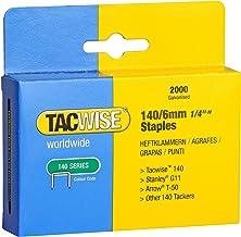 Tacwise 0345 Punti Zincati, 140/6 mm