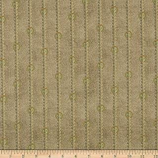Windham Quilt Fabrics Reeds Legacy Circle Stripe Granite