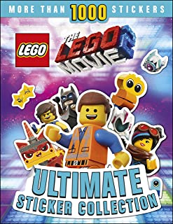 THE LEGO (R) MOVIE 2 (TM) Ultimate Sticker Collection