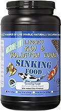 sinking koi food pellets