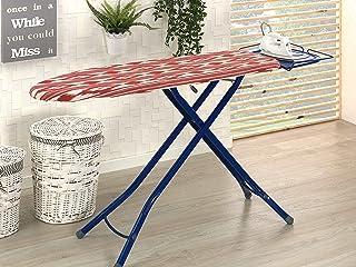 Cardenal Textil Funda Tabla Plancha, Rojo, 140x48