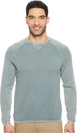 Solana Raglan Long Sleeve Crew Sweater