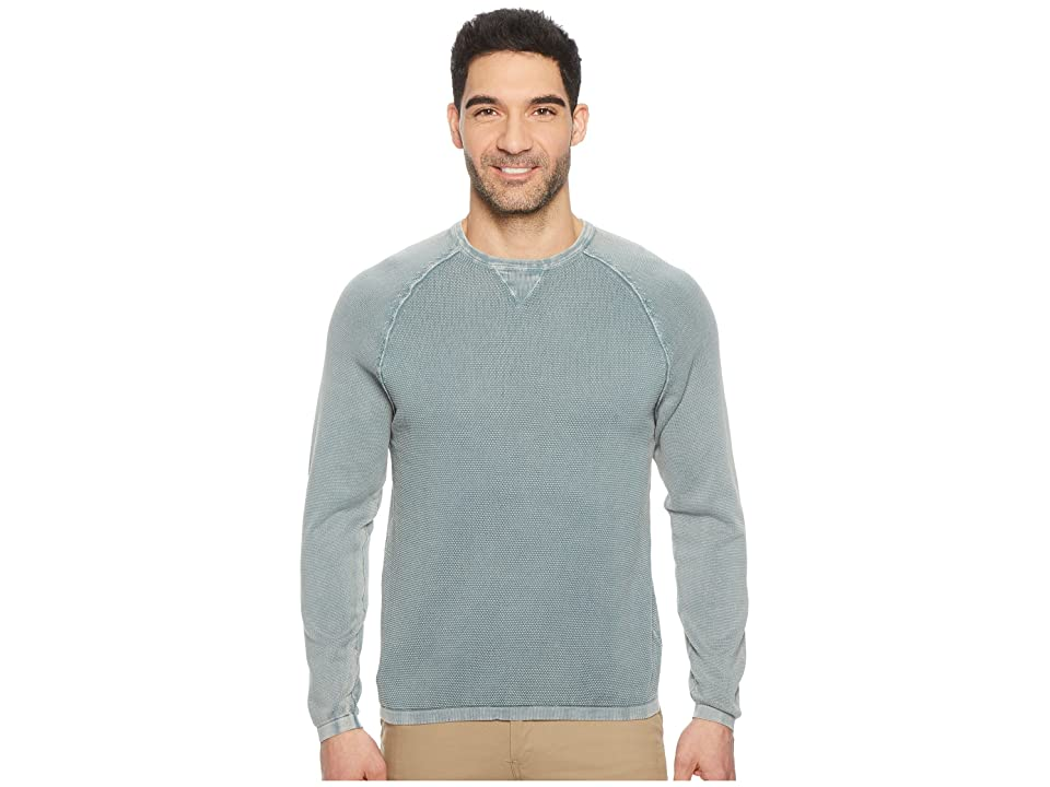 Mod-o-doc Solana Raglan Long Sleeve Crew Sweater (Oasis) Men