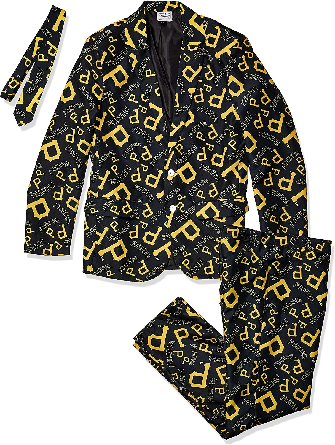 Mens FOCO MLB mens Repeat Ugly Business Suit