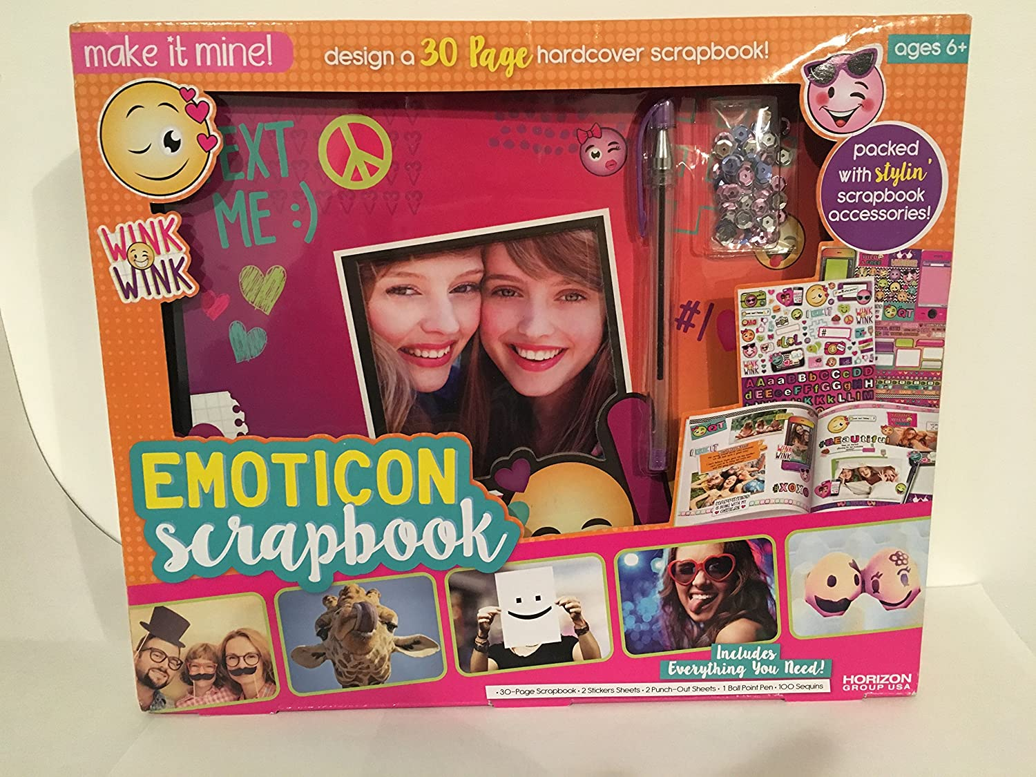 Make it mine Limited price Fixed price for sale Scrapbook Emoticon