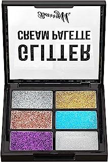 Barry M Glitter Cream Palet