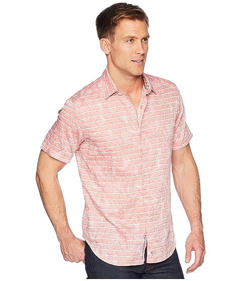 Sleeve Graham Woven Machado Robert Shirt Short gt6wn1pUq