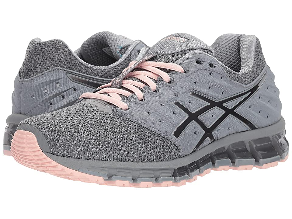 ASICS GEL-Quantum 180 2 MX (Stone Grey/Carbon/Seashell Pink) Women