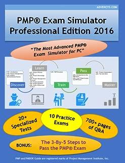PMP Exam Simulator Professional Edition 2016 [Download]