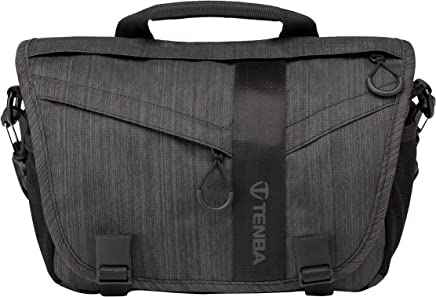 Tenba Messenger DNA 8 Camera and iPad Mini Bag - Graphite (638-421)