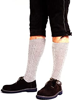 AUTHENTIC GERMAN/BAVARIAN LEDERHOSEN SOCKS/OKTOBERFEST SOCKS/TRACHTEN SOCKS SIZES 9,10,11,12,13
