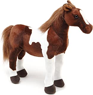 VIAHART Hanna The Horse | 16 Inch Stuffed Animal Plush | by Tiger Tale Toys