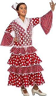 ceee7036a Amazon.es: disfraz de sevillana niña