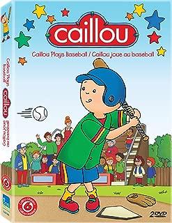 Caillou - Caillou Plays Baseball