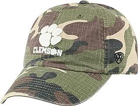 clemson tigers camo hat