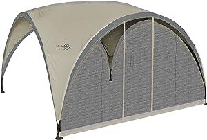 Bo Garden 4472224Lato Parete Mosq.Mesh + Porta per Party Shelter S, Beige, 72x 78x 120cm