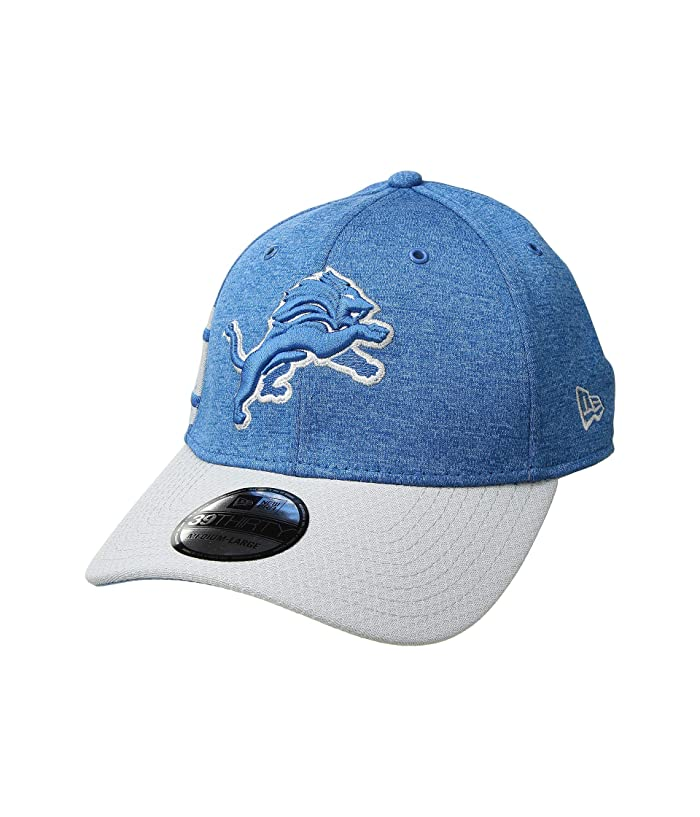 check out fcef5 69aa6 New Era 39Thirty Official Sideline Home Stretch Fit - Detroit Lions
