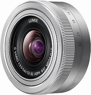 Panasonic 12-32 mm/F 3,5-5,6 G Vario ASPH./MEGA O.I.S. (H-FS12032) 12 mm Lens