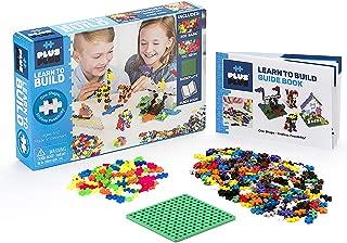 plus plus blocks building instructions
