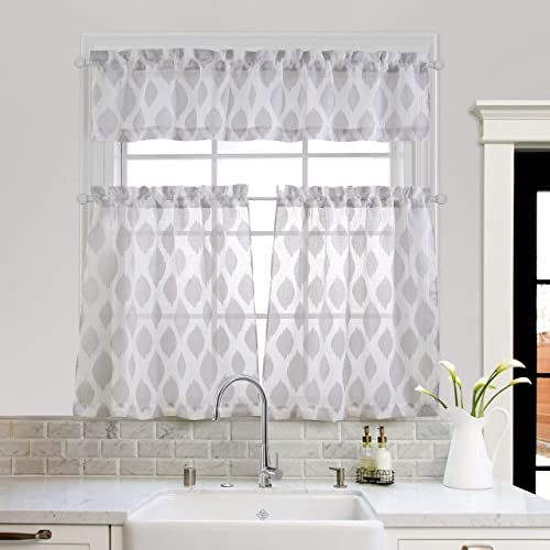 Modern Kitchen Curtains Amazon Com