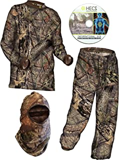 HECS Hunting 3-Piece Suit - Mossy Oak Break-Up Country...
