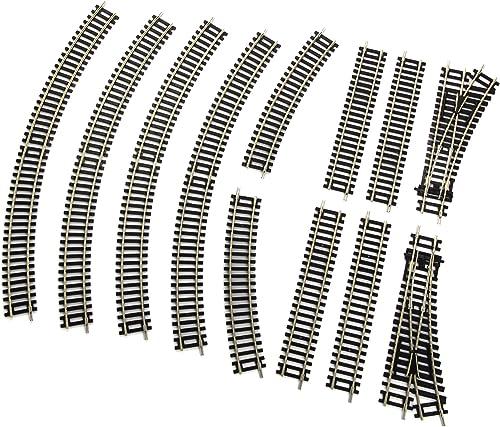 minoristas en línea Hornby - Vía para para para modelismo ferroviario (0.4x70x5 cm) (JHT8400)  Tu satisfacción es nuestro objetivo