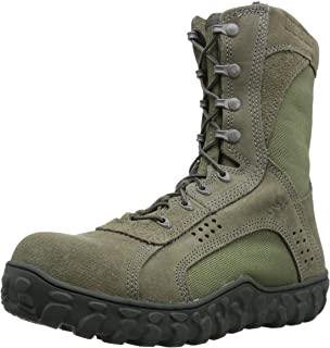 a4483f52b2c233 Amazon.com  Green - Work   Safety   Boots  Clothing