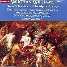 Vaughan Williams: Dona Nobis Pacem / 5 Mystical Songs