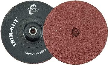 Weiler 59300 Trim-Kut Grinding Disc, 3