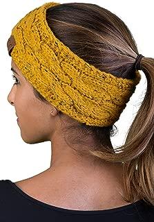 mustard head wrap