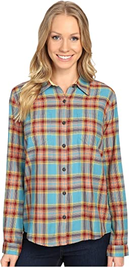 Cottonwood Plaid Long Sleeve