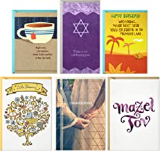 Hallmark Tree of Life All Occasion Greeting Cards Assortment (6 Cards with Envelopes)