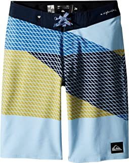 Quiksilver Kids - Highline Slash Boardshorts (Toddler/Little Kids)