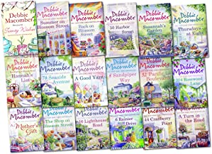 Debbie Macomber Collection 18 Books Collection Pack Set Cedar Cove, Blossom Street Series (Good Yarn, Twenty Wishes, Old B...