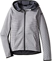 Nike Kids - Therma Training Zip Hoodie (Little Kid/Big Kid)