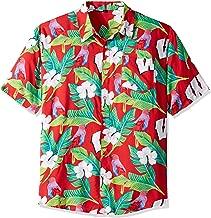 wisconsin badgers hawaiian shirt