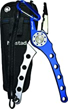 Mustad Featherweight Aluminum Plier Fishing Terminal Tackle (1 Pack), Multicolor, 7.5