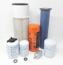 Case 580K Loader Backhoes Maintenance Filters Kit
