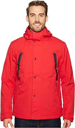 Stetler Insulated Rain Jacket